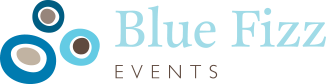Blue Fizz Events Retina Logo