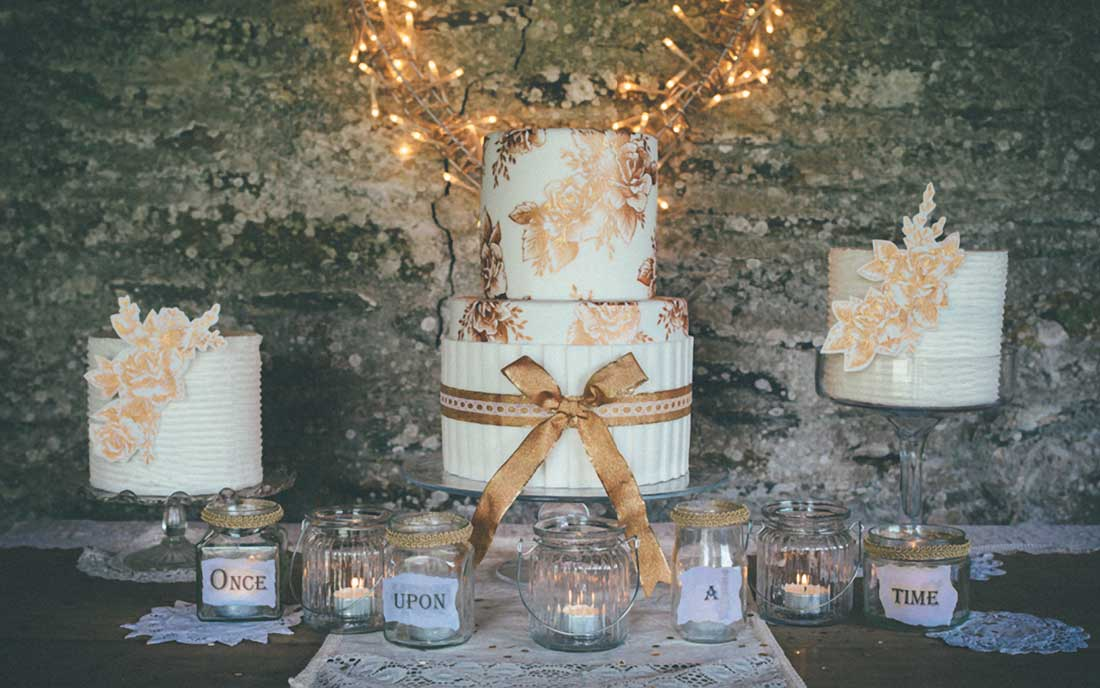 Wedding styling Cornwall, Somerset, Devon,