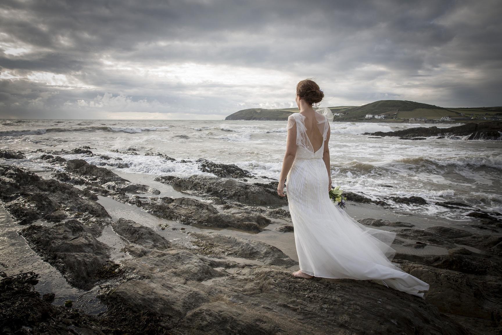 Outdoor Wedding Venue Croyde Beach North Devon Location