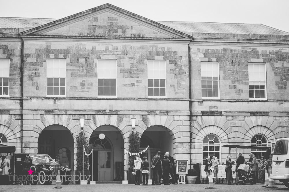 The Decidedly Different Vintage Wedding Fair, Exeter Castle 2017