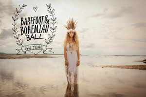 THE BAREFOOT AND BOHEMIAN BALL