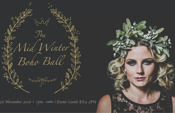The Midwinter Boho Ball at Exeter Castle