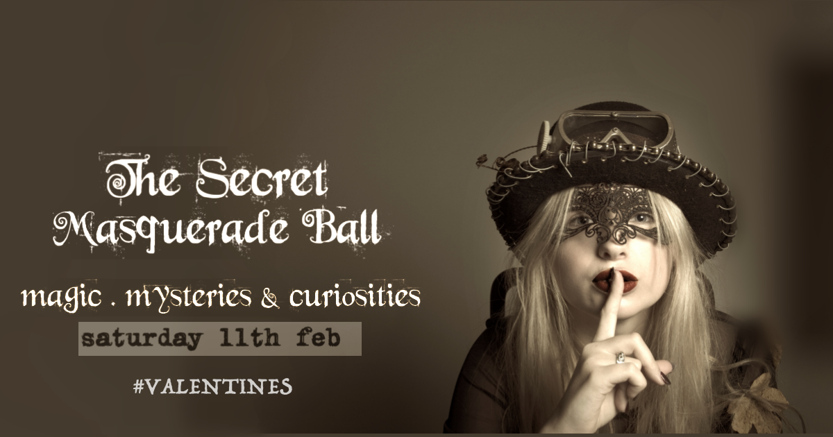 The Secret Masquerade Ball 2017