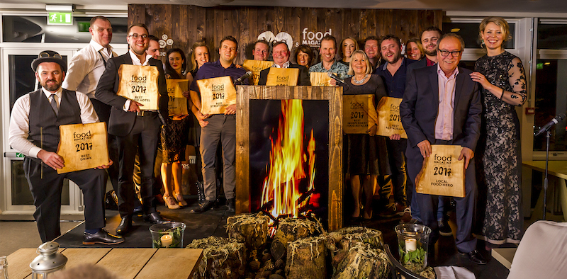 Photo by Guy Harrop. 6/2/17. Food magazine #foodawards at Yeo Valley HQ, Somerset  image copyright guy harrop info@guyharrop.com 07866 464282