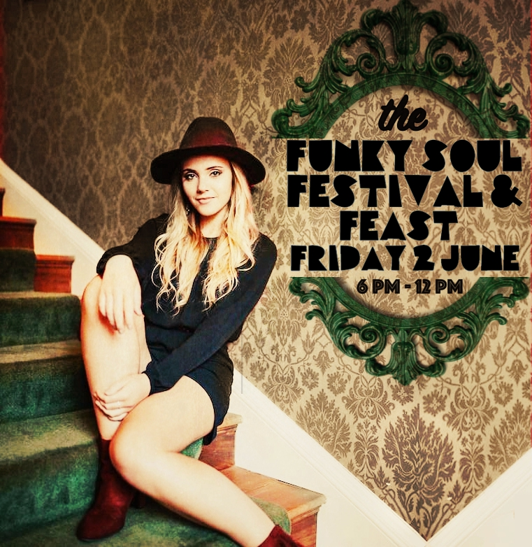 THE FUNKY SOUL FESTIVAL ARTWORK edit