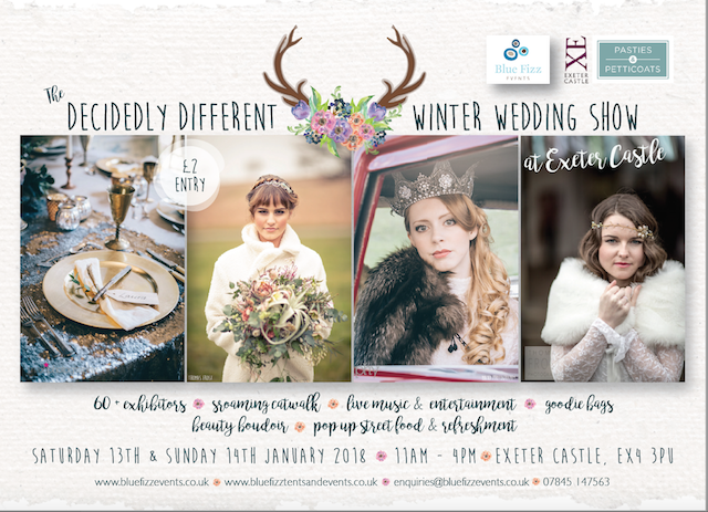Exeter Wedding Fair 2018