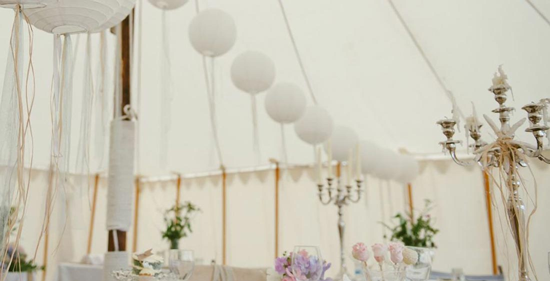 Marquee hire company somerset, cornwall, devon