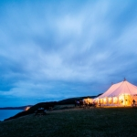 Devon beach wedding croyde