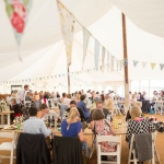 Devon croyde beach wedding marquee 4