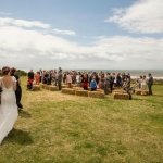 Devon croyde beach wedding marquee 5