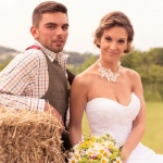 Marquee wedding venues devon field farm 4