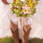 Marquee wedding venues devon field farm bohemian