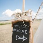beach wedding north devon croyde 2