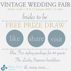 free prize draw exeter castle