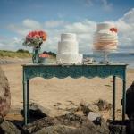 outdoor wedding north devon