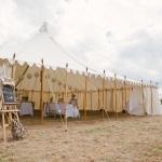 outdoor wedding north devon croyde