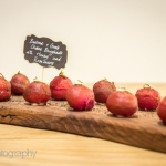 Autumn wedding devon food caterer pickle shack