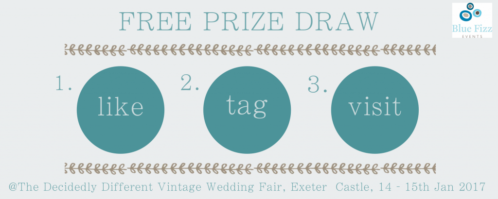 free-prize-draw-2017-exeter-vintage-wedding-fair-logo