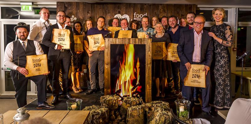 Photo by Guy Harrop. 6/2/17. Food magazine #foodawards at Yeo Valley HQ, Somerset image copyright guy harrop info@guyharrop.com 07866 464282