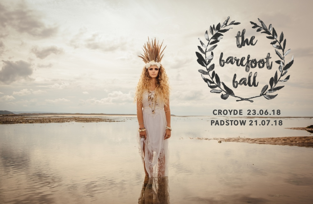 The Barefoot Ball Croyde and Padstow