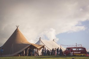 The Barefoot Ball 2018 Croyde Down End Field