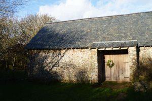 Rustic barn wedding devon 3