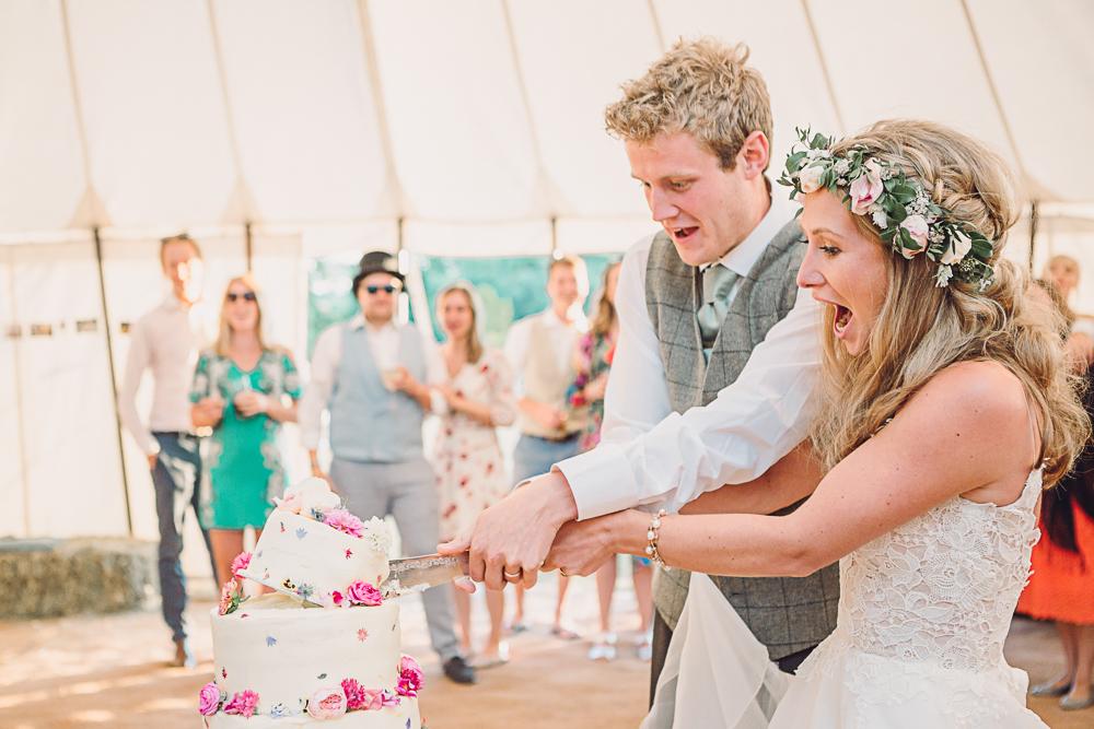 Foodie festival weddings devon HigherHacknell-1 (53)