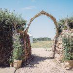 Foodie festival weddings devon HigherHacknell-1 (6)